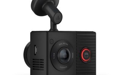 Garmin Dash Cam™ Tandem: control visual fuera y dentro del vehículo