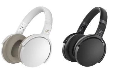 Sennheiser HD 350 BT y 450 BT: asistentes de voz, Bluetooth y hasta 30 horas de autonomía