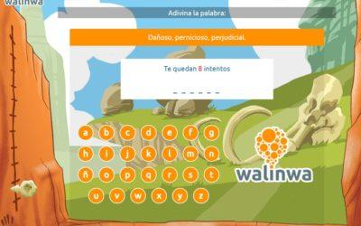 Walinwa: un método online interactivo y eficaz para luchar contra las faltas de ortografía