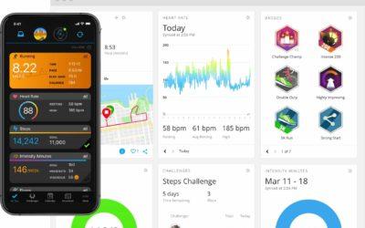Lleva un completo seguimiento de tu día a día con Garmin Connect
