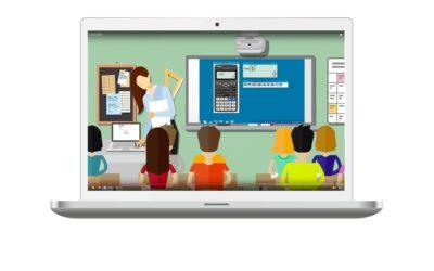 CASIO ofrece licencias gratuitas de su emulador de calculadoras escolares al sector educativo