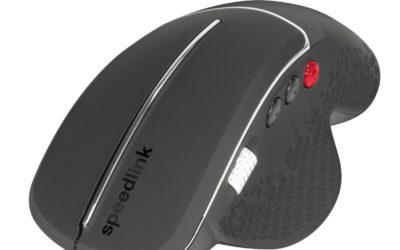 Speedlink® LITIKO: estudiada ergonomía para uso diario