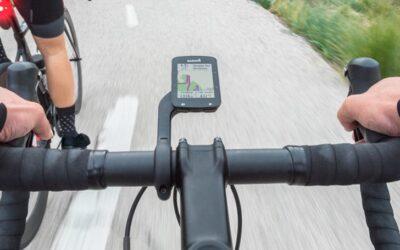 Garmin te ayuda a usar la bicicleta como medio de transporte
