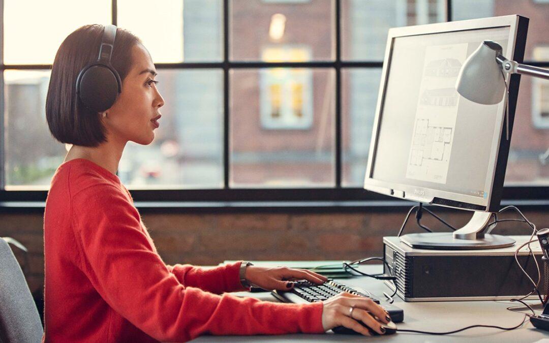 EPOS presenta los auriculares ADAPT 360 para trabajar a tu manera con el mejor estilo