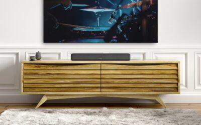 Denon Home Sound Bar 550, una barra de sonido 3D dentro del ecosistema multisala HEOS