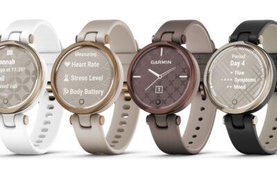 Garmin Lily: el reloj inteligente ligero, versátil y elegante para completar tu look