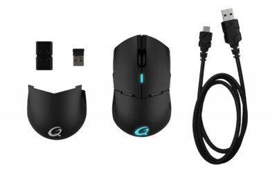 QPAD presenta dos ratones personalizables para jugar a lo grande