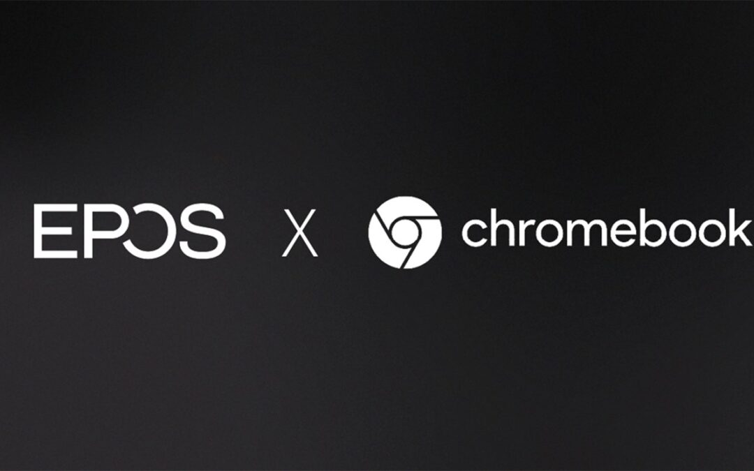 """EPOS IMPACT entra en el programa """"Works With Chromebook"""""""