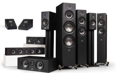 Serie Reserve, la nueva gama de altavoces Premium de Polk Audio a un precio más asequible