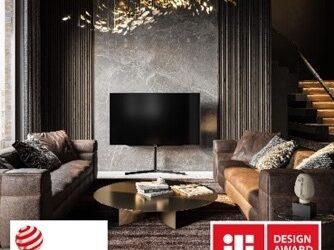 Loewe, la excelencia de diseño reconocida con múltiples galardones