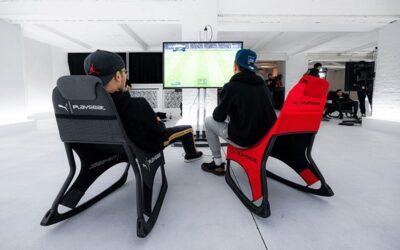 Gaming Active PLAYSEAT PUMA: la forma más cómoda de vivir la Eurocopa