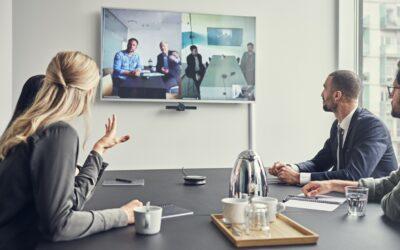 Las soluciones de audio de calidad, un factor decisivo de éxito para el trabajo híbrido y para generar un nuevo estándar de profesionalidad