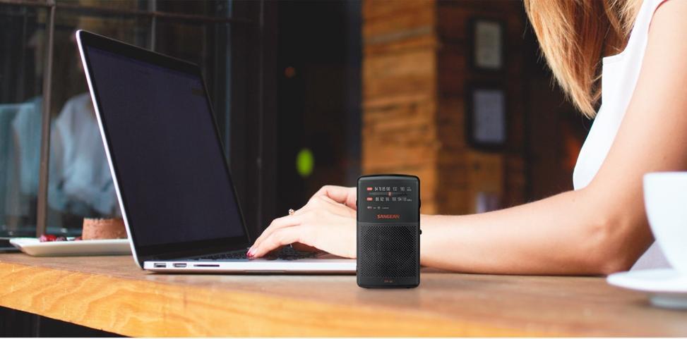 Sangean Pocket 100: una compañera radiofónica compacta y potente